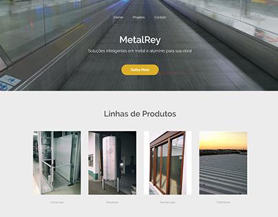 Website MetalRey