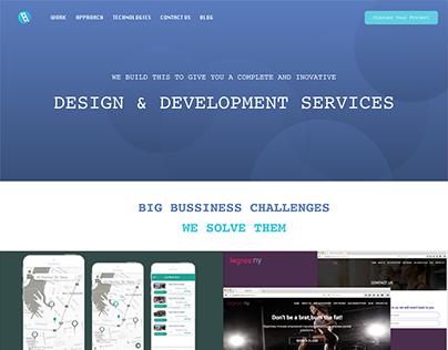 Binate Bits Website