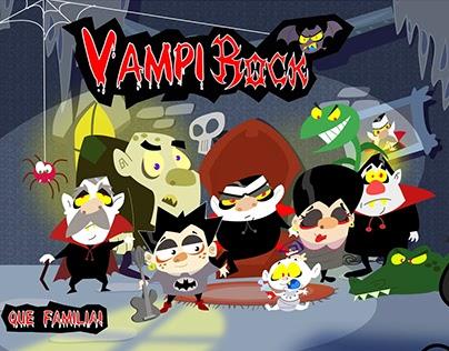 Vampirock, tv serie