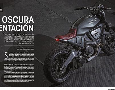 Ducati Scrambler Classic-Motociclismo Panamericano