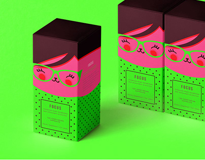 Creative supplement packaging