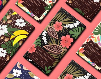 Chocolate Bars | Tropical
