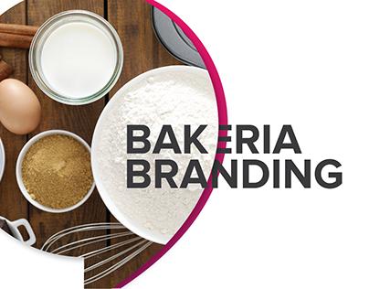Bakeria Branding