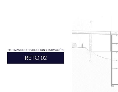 Reto 02. Sistemas Estructurales en Concreto