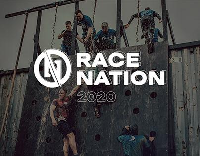 Сайт Race Nation