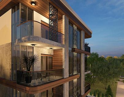 TURKUVAZ Residential