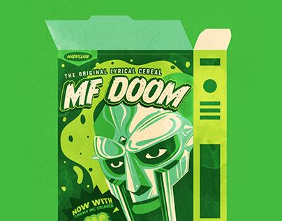 MF DOOM Lyrical Cereal