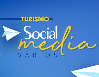 Social Media - Turismo