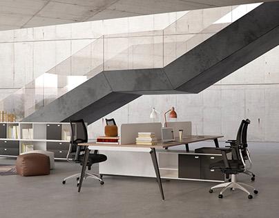 Office Renderings #1