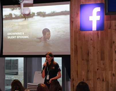 Hackathon in collaboration with Facebook & RNLI