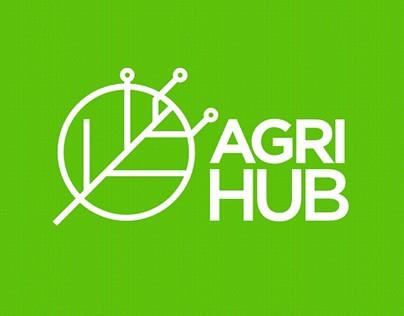AgriHub - Logo e Identidade