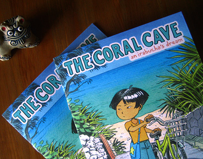 An Irabucha's Dream - The Coral Cave minicomic