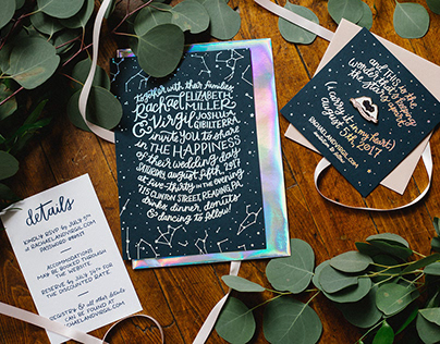Gibilterra Wedding Stationery
