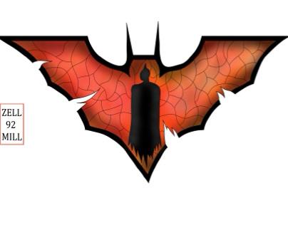 Ember Batman Symbol