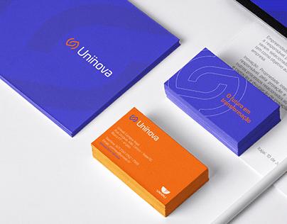 Uniinova | Redesign