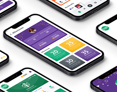 UX & UI Design for Froo by Froogal