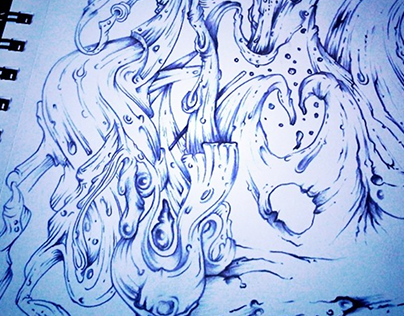 Hand - Drawn Illustrations