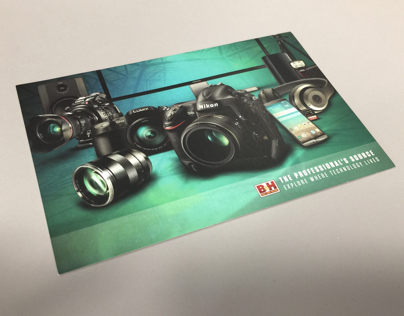 Affiliate Team invite Postcard