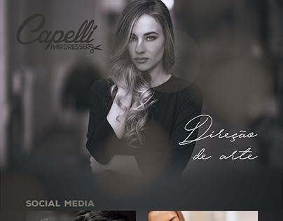 Social Media l Salão Capelli