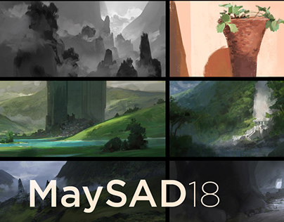 May Sketch a Day 2018