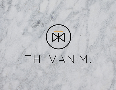Rebranding - Thivan M.