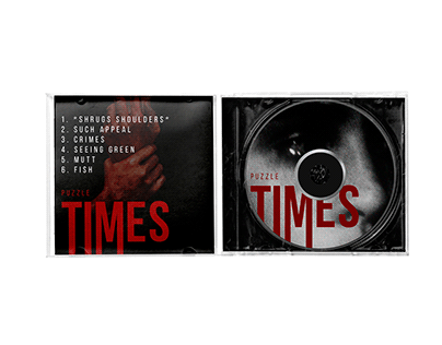 Times - Puzzle | Concept album design