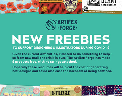 New Artifex Forge Freebies!