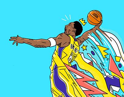 Kobe Bryant. Legend Immortal
