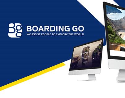 Boarding Website