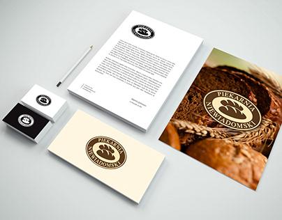 Logo - Bakery Niewiadomski / Piekarnia Niewiadomski