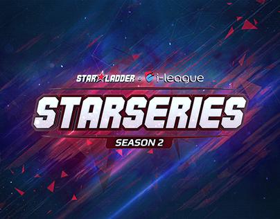 Starseries branding