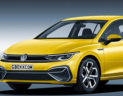 2020 Volkswagen Golf reStyle