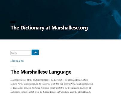 Marshallese.org