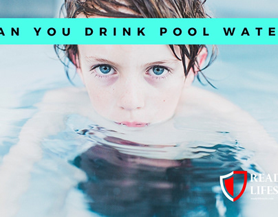 Can You Drink Pool Water?