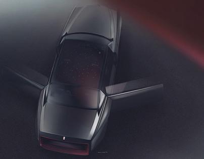 Rolls-Royce Spectre (2012)