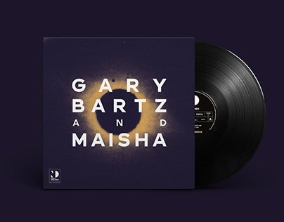 Gary Bartz and Maisha (Record Cover)