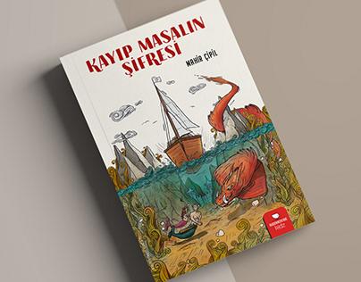 Children's Book - Kayıp Masalın Şifresi