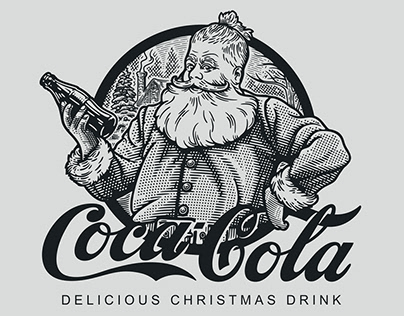 Coca Cola fan art