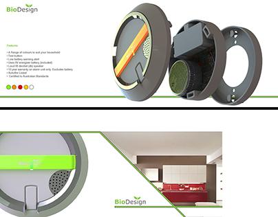 Reverse Engineering: Smoke Alarm