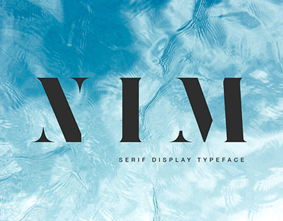 Nim Typeface