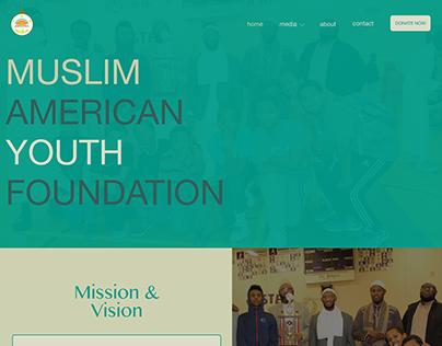 Safinah Center Website Design