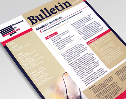 Bulletin Newsletter