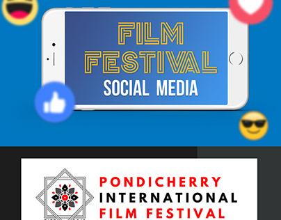 Film Festival - Social Media Post