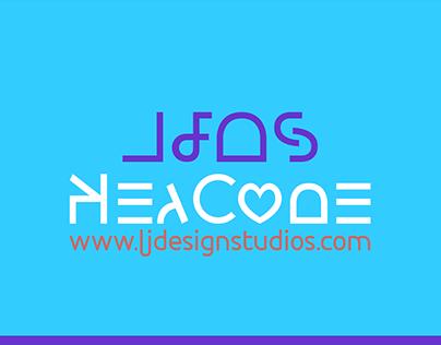 LJDS KeyCode Typography