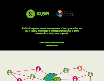 Oxfam Animation