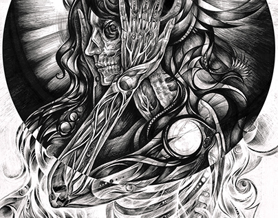 Dark Art Prints