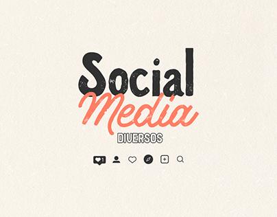 Social Media   Diversos Vol. 1