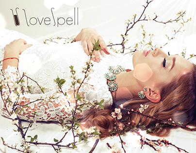 Lovespell - Logo Design & Brand Identity