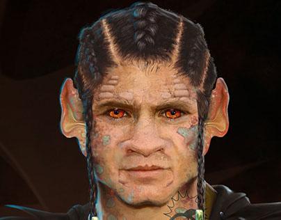 Thorr - Scarzen Sentinel