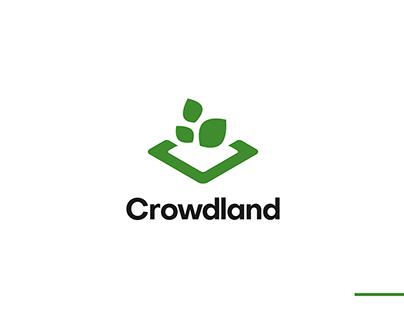 Crowdland Logo Presentation